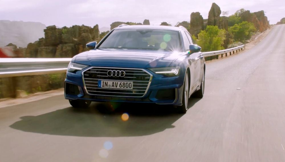Nuevo Audi A6 Avant