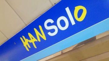 Estación de Sol, ahora llamada 'Han Sol-O'