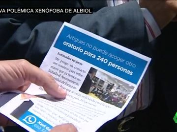 """El PP reparte panfletos contra la apertura de un cuarto oratorio en un barrio de Badalona al considerarlo """"excesivo"""""""