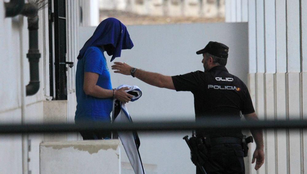 El piloto de la lancha que arrolló una embarcación de recreo en Algeciras