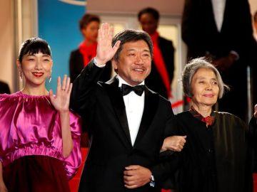 El director japonés Hirokazu Kore-Eda