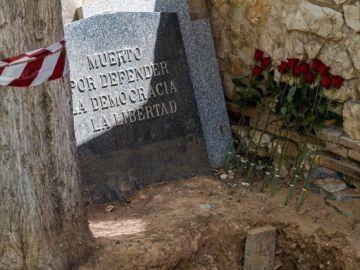Entregan 22 cuerpos de asesinados por el franquismo a sus familiares en Guadalajara