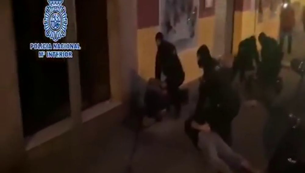 Detenido en Huelva el padre que se fugó de Zaragoza con su hijo de ocho años