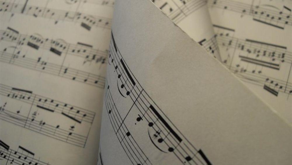 Partitura para piano