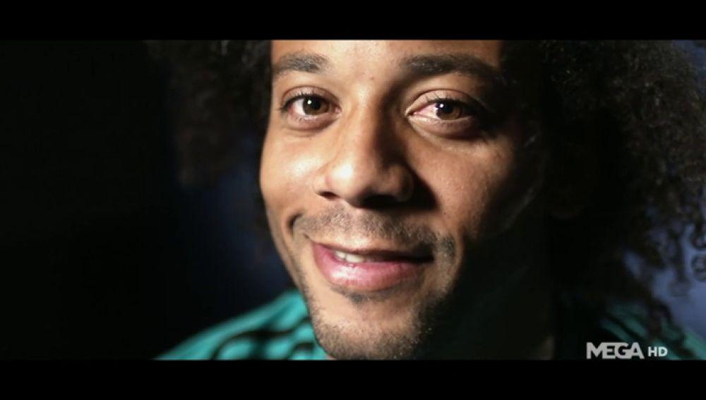 """Marcelo: """"Estoy muy orgullos de poder ser parte de la historia del Real Madrid"""""""