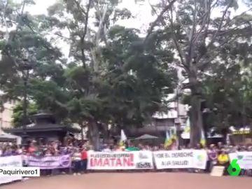 manifestaciones en gran canaria