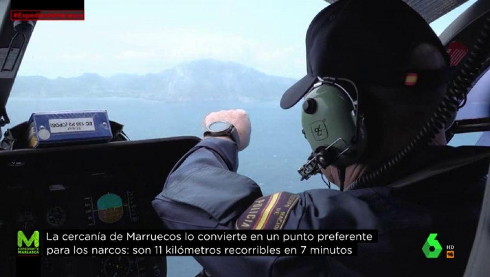 ¿Por qué el Campo de Gibraltar es tan problemático en materia de narcotráfico?