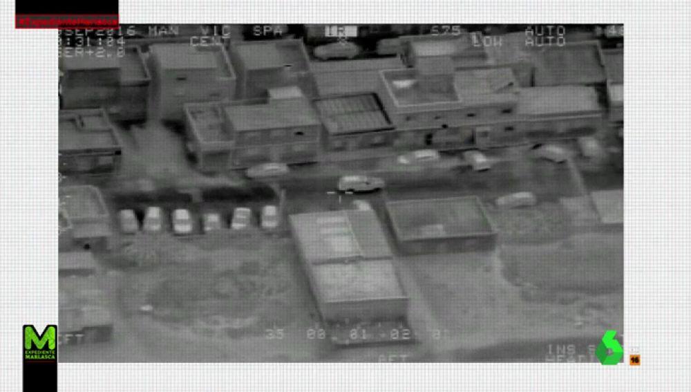 Están fichados y son vigilados desde el cielo: así consigue la Policía detener a los narcos en el Campo de Gibraltar