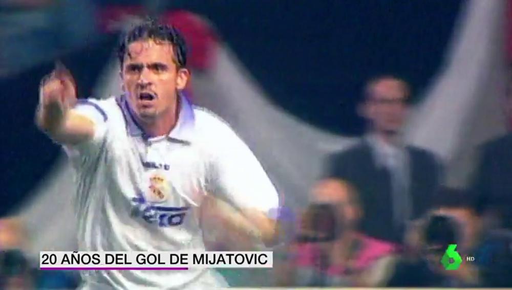 Se cumplen 20 años de la Séptima Champions League del Real Madrid