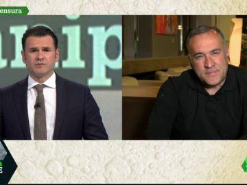 Xabier Fortes, portavoz del Consejo de Informativos de RTVE