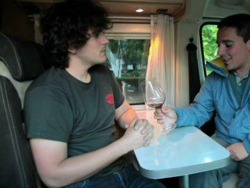 Imagen de la webserie sobre el vino