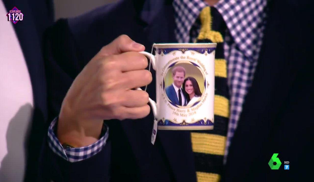 Josie comenta la boda del príncipe Harry y Megan Markle