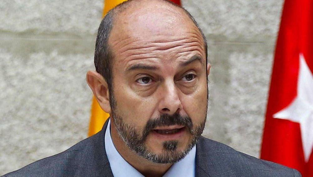 Pedro Rollán, nuevo vicepresidente y portavoz del Gobierno de Madrid