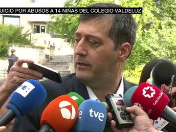 Padre de una menor que denunció a su profesor en el colegio Valdeluz por abusos sexuales