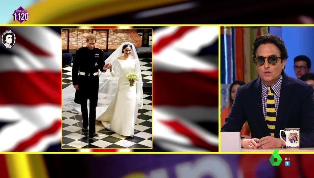 El análisis de Josie de la boda del príncipe Harry y Megan Markle