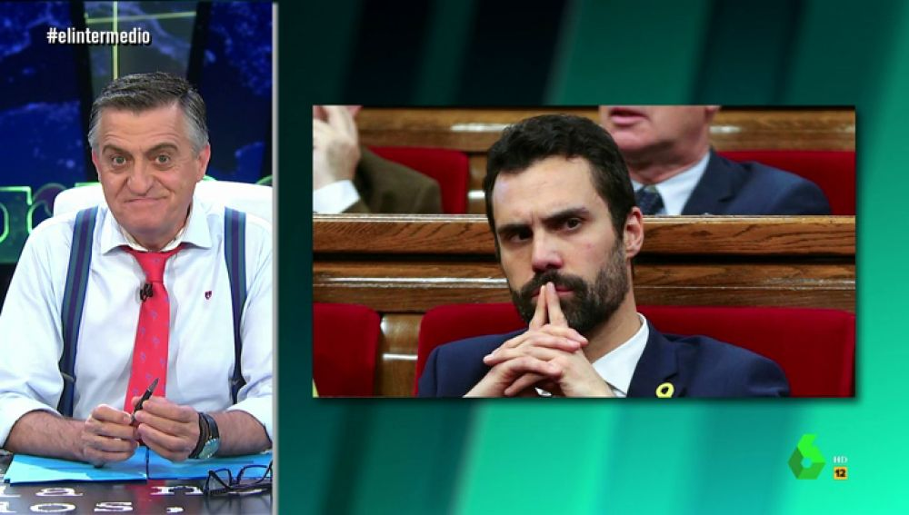 Wyoming y Roger Torrent