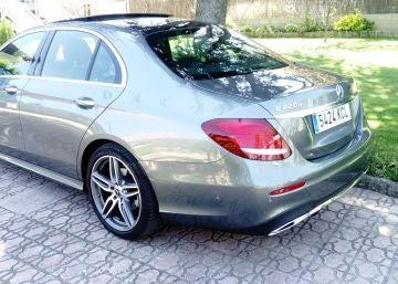 Mercedes Benz E 220d