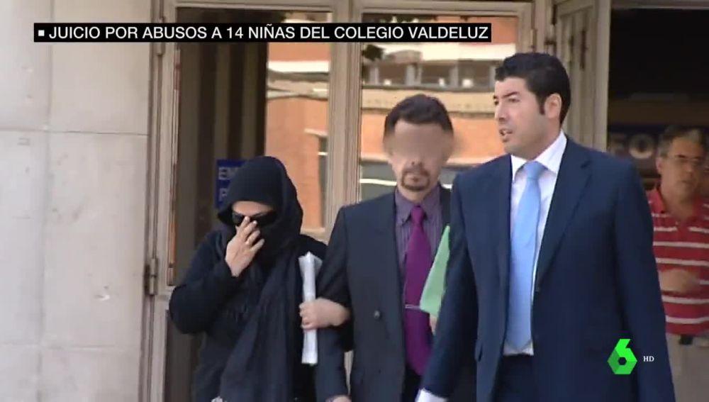 Imagen del proesor acusado de abusar de 14 niñas en Valdeluz