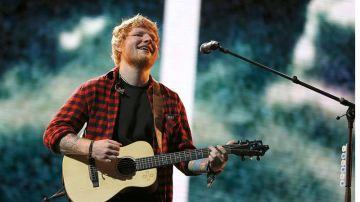 Ed Sheeran en los Billboard Music Awards 2018