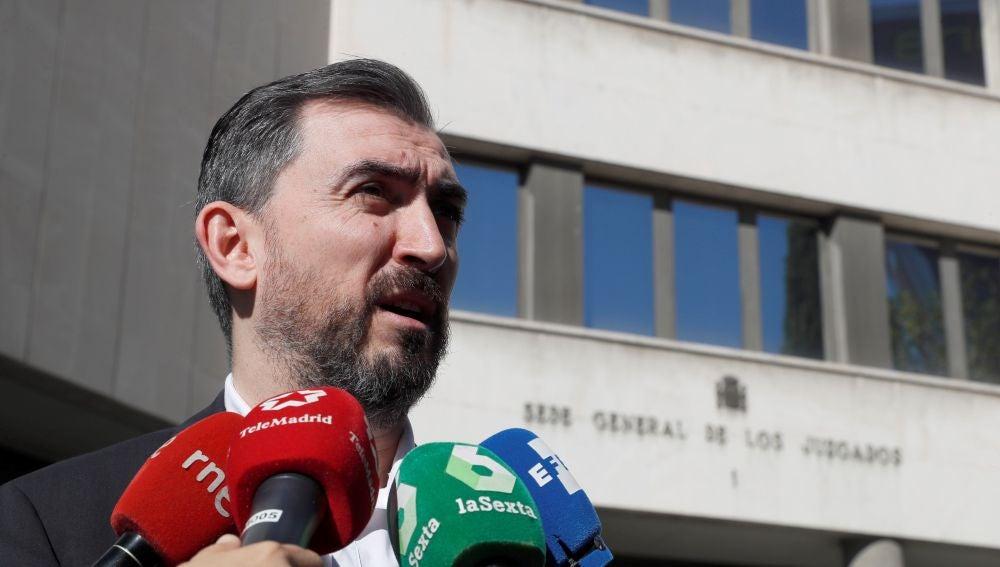 El director de Eldiario.es, Ignacio Escolar