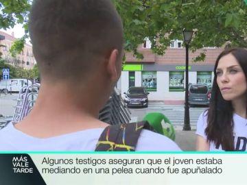 Agresión a un joven de 20 años en Torrejón de la Calzada