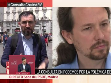 Ignacio Escolar, en Al Rojo Vivo