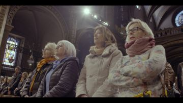 Las abuelas de Bienvenidas al norte visitan Montserrat