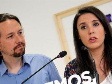 Noticias de la mañana (22-05-18)  Pablo Iglesias e Irene Montero ponen hoy su continuidad en Podemos en manos de las bases