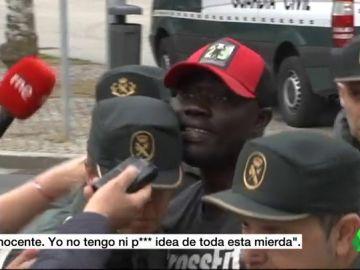 """El acusado de asesinar a Tatiana Vázquez con 50 puñaladas: """"No tengo ni puta idea de toda esta mierda"""""""