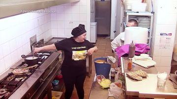 """Estefanía, cocinera de 'Generación del 27': """"Si no te gusta, a tomar por culo"""""""