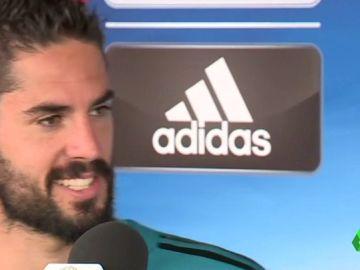 """Isco, sobre el once titular de Kiev: """"El marrón lo tiene Zidane"""""""