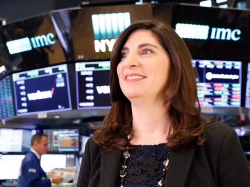 Stacey Cunningham, nueva presidenta de la Bolsa de Nueva York