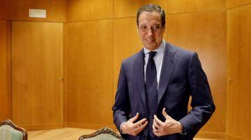 Eduardo Zaplana, exministro y expresident de Generalitat