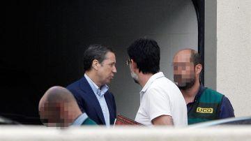 El expresidente de la Generalitat Valenciana y exministro de Trabajo, Eduardo Zaplana