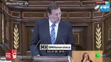 Maldita Hemeroteca: Rajoy dice que no le gustan los adelantos electorales, pero no pensaba lo mismo en 2011