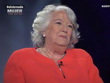 """Ángeles Durán, sobre la 'obligación' de la mujer de hacerse cargo de los cuidados: """"Todas llevamos la carga del tiempo expropiado"""""""