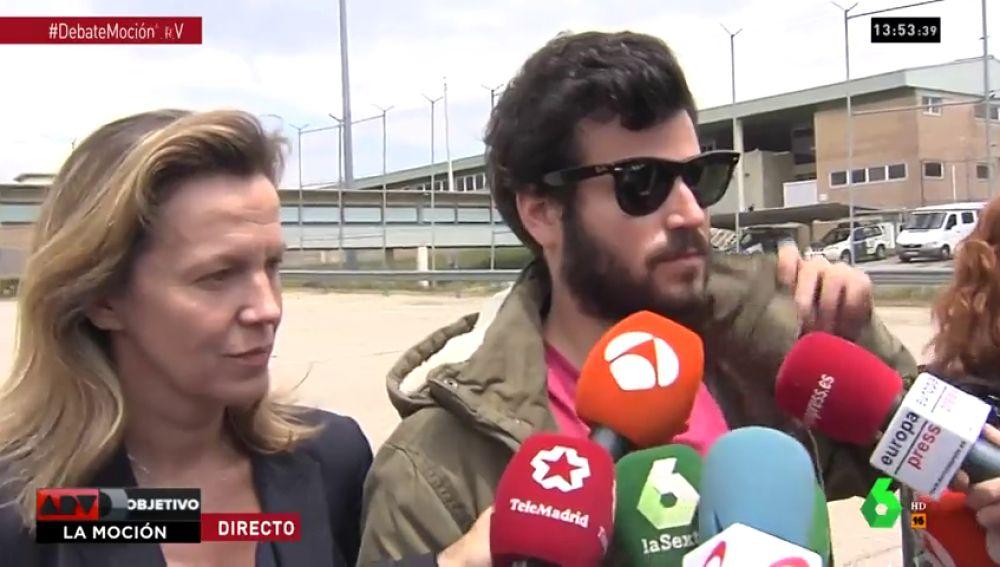 """Willy Bárcenas, explica cómo han reunido los 200.000 euros de fianza de su madre Rosalía Iglesias: """"Gracias a los grandes amigos, hemos conseguido reunir el dinero"""""""