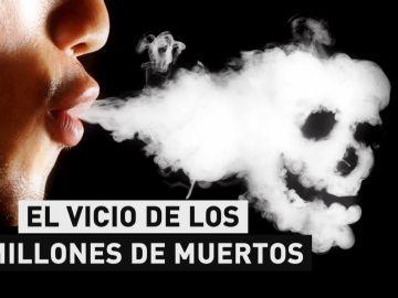 Imagen de humo de tabaco