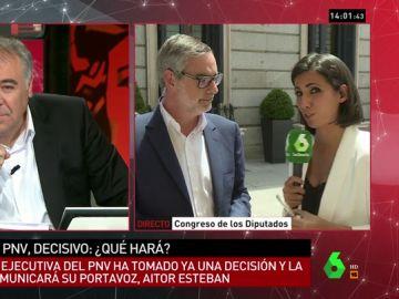 """José Manuel Villegas: """"La solución no es el cambio de un líder del bipartidismo al otro, sino que haya elecciones"""""""