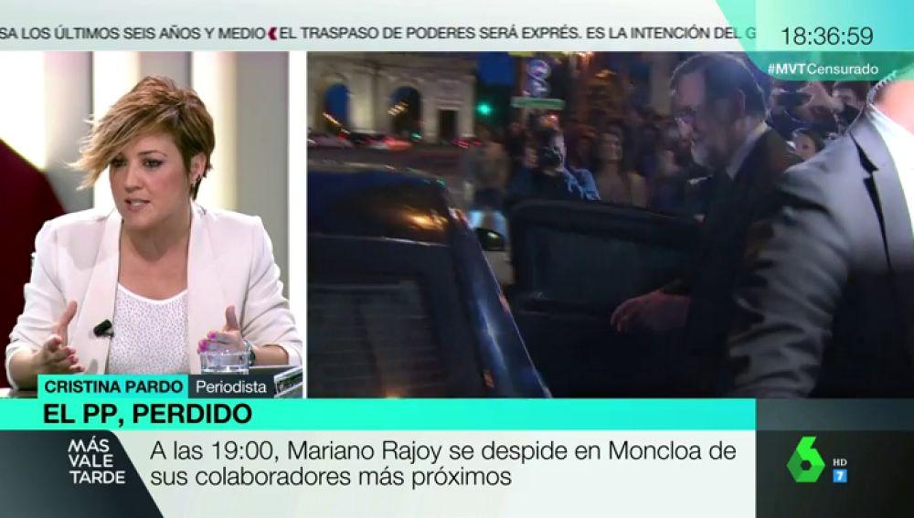 """<p>Así ve Pardo el futuro del PP: """"El nuevo líder se elegirá mirando de reojo a Ciudadanos, con un perfil tirando a Rivera""""</p>"""