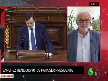 """Fernando Álvarez-Ossorio: """"Ana Pastor se equivocó: no ha dado tiempo a que Pedro Sánchez sufra un calvario"""""""