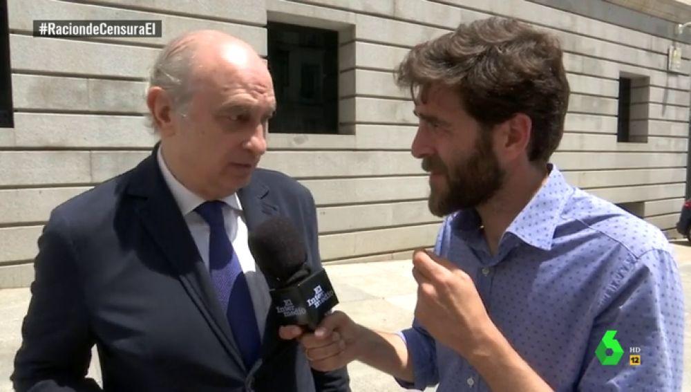 Jorge Fernández Díaz y Gonzo