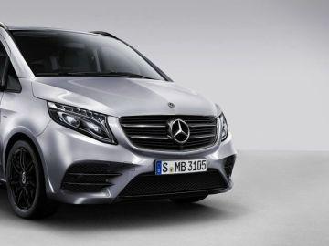 El Mercedes Clase V estrena edición especial 'Night Edition'
