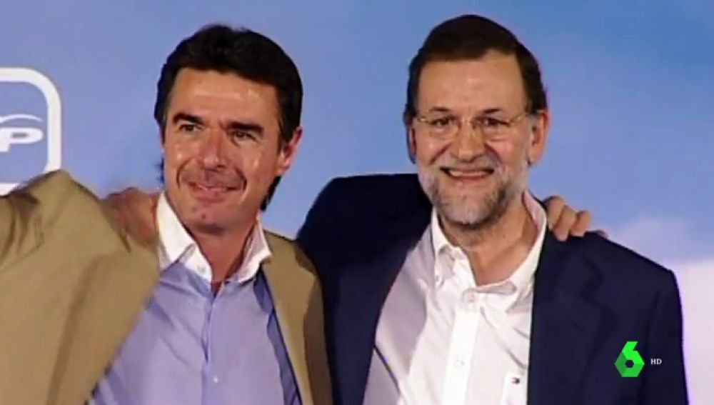 <p>Los políticos a los que Rajoy mostró su cariño en público y a los que la justicia acabó pillando por corrupción </p>