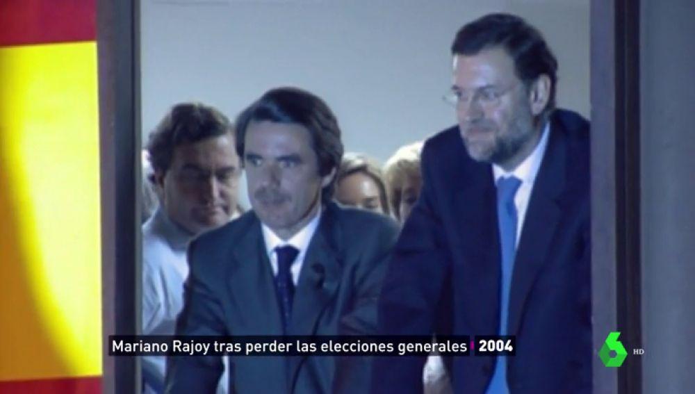 <p>Dos fracasos electorales, un escrache de los suyos, corrupción… así ha gastado sus siete vidas el felino Rajoy</p>