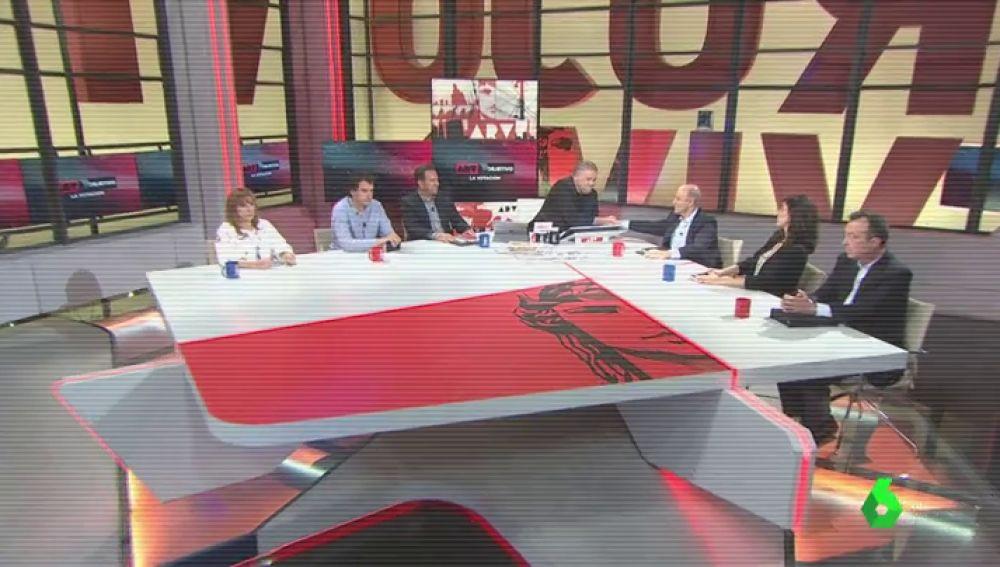 laSexta vuelve a ser referencia de actualidad para todos los españoles siendo líder absoluto en la cobertura de la moción de censura</p>