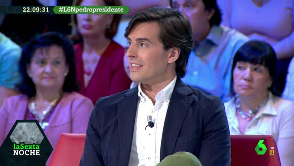 El periodista de 'Libertad Digital' Pablo Montesinos