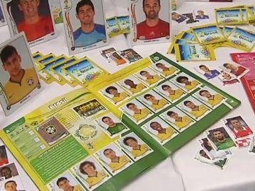 Roban en Argentina tres millones de cromos del Mundial valorados en 300.000 euros