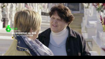 Las abuelas de Bienvenidas al sur vistan este martes un cementerio