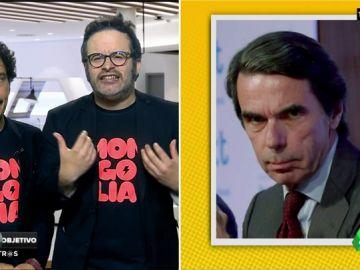 """""""Estamos hartos de Aznar, de lo que representa, de que no haya sido juzgado y de sus mentiras"""": el duro alegato de Mongolia contra el expresidente"""